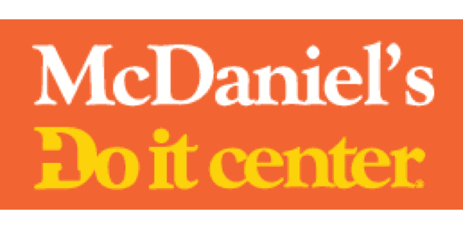 McDaniel's Do it Center