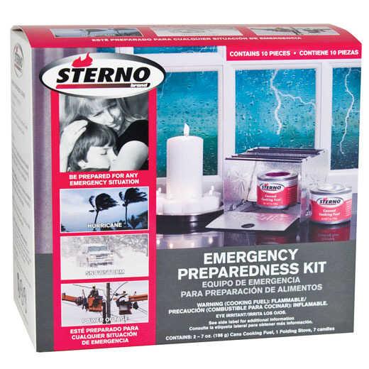 Emergency Preparedness & First Aid Kits