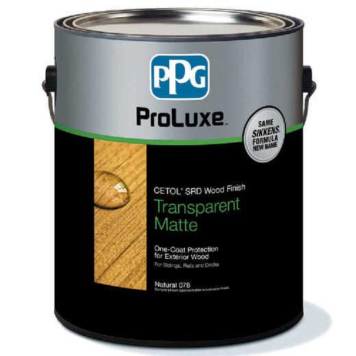 ProLuxe Cetol SRD Butternut Exterior Stain, 1 Gal., 398-107