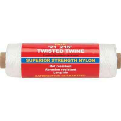 Do it #21 x 215 Ft. White Nylon Twisted Twine