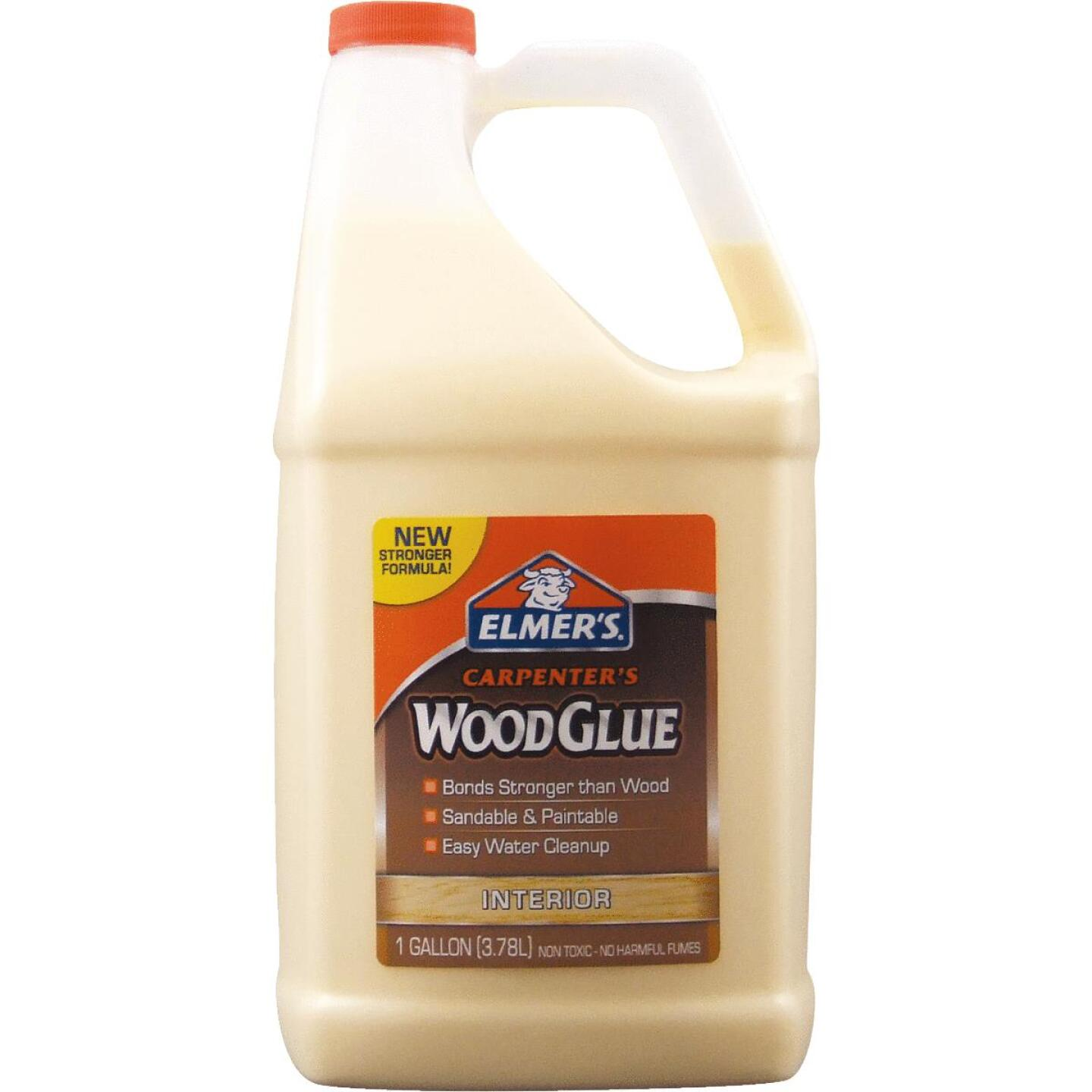 Elmer's Carpenter's 1 Gal. Wood Glue Image 1