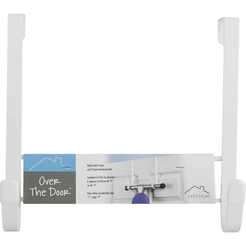 Spectrum Over The Door Ironing Board Holder Image 2