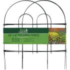 Best Garden 8 Ft. Wire Folding Fence Image 3