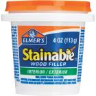 Elmer's Stainable Light Tan 4 Oz. Wood Filler Image 2